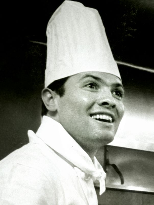 Jacques Pepin Portrait