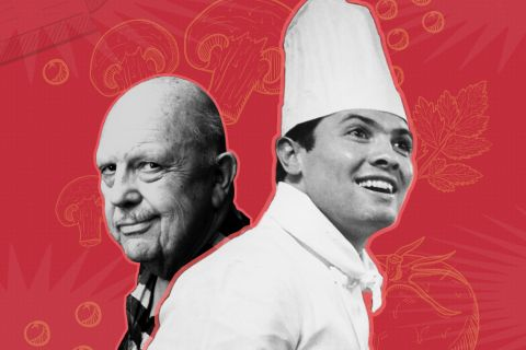 A Chefs Flight of American Masters