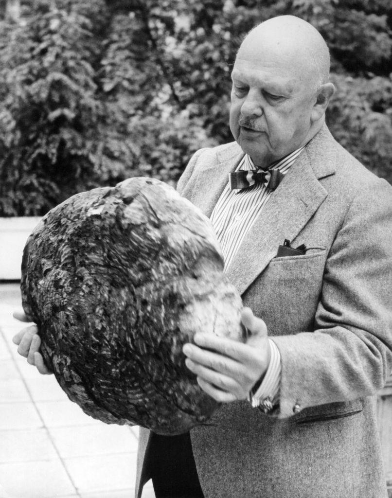 Chef James Beard