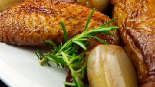 Recipes with Julia Child: Poulet en Cocotte