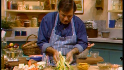 Jacques Pépin: The Art of Craft -- Pépin took de-boning a fish to new heights