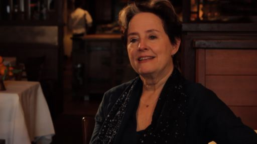Alice Waters remembers her early friendship with James Beard