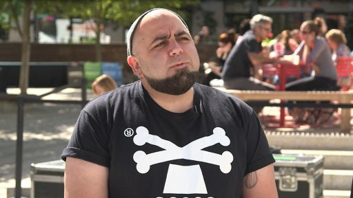 Duff Goldman's first James Beard recipe was memorable, but it wasn't pretty.