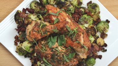 Recipes with James Beard: Chicken with Tarragon