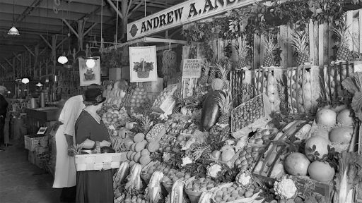 James Beard: America's First Foodie -- James Beard's mother was at the center of Portland's market.