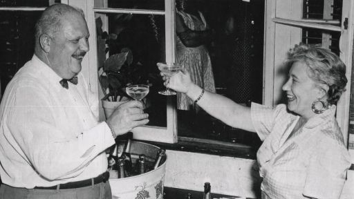 James Beard as a Gastronomic Gigolo