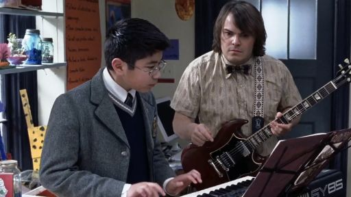 "Richard Linklater: Dream is Destiny -- Making ""School of Rock"" with Richard Linklater"