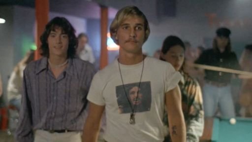 Richard Linklater: Dream is Destiny -- Matthew McConaughey on Richard Linklater as a Director