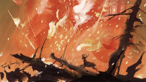 "Tyrus Wong's atmospheric artwork gave ""Bambi"" its unique style"
