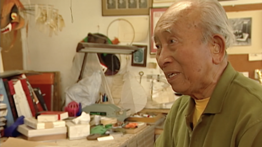 Tyrus -- How Tyrus Wong got the job to animate Bambi