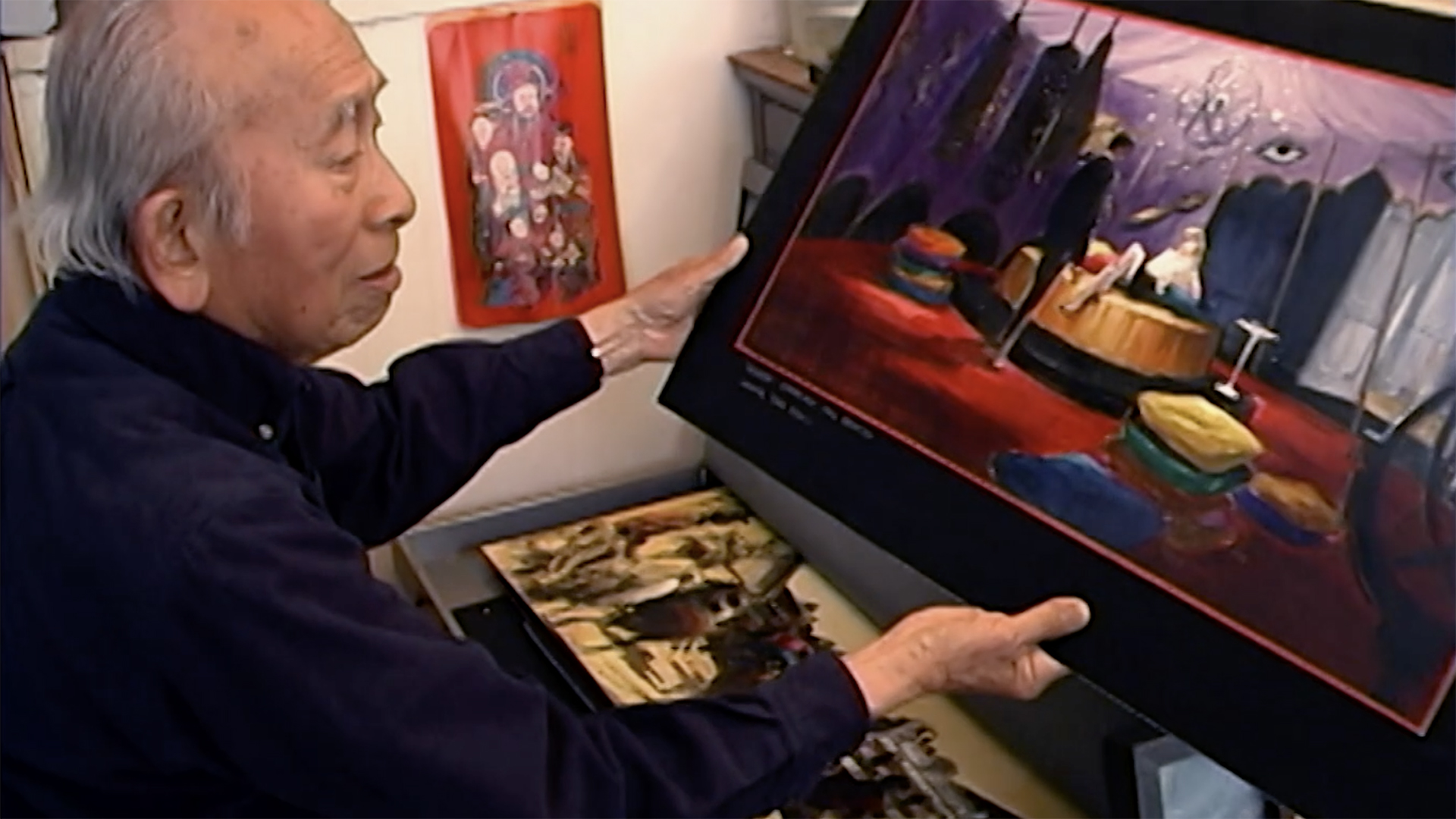 See tyrus wong 39 s work in classic warner bros movies for Character designer job