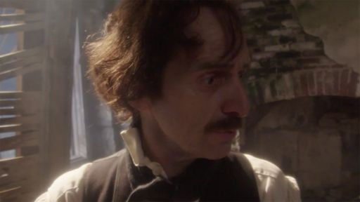 Clip | See inside the mind of a ranting and raving Edgar Allan Poe