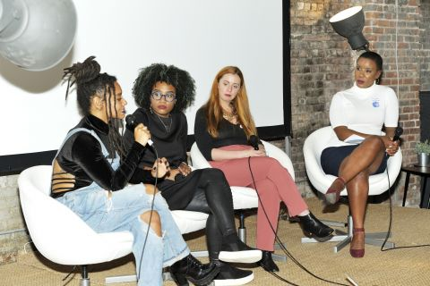 """Inspiring Woman"" is Positively Charged at Preview Screening & Panel Event"