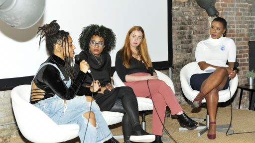 """""""Inspiring Woman"""" is Positively Charged at Preview Screening & Panel Event"""
