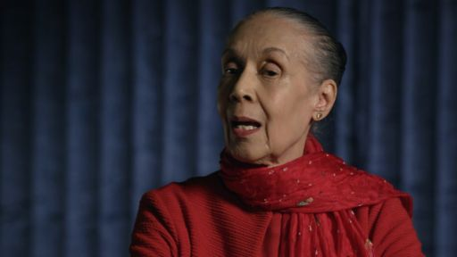 "Carmen de Lavallade tells the story of her cousin and ""star in the sky,"" Janet Collins"