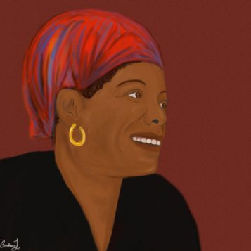 The Poet: Dr. Maya Angelou