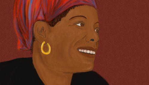 The Poet: Dr. Maya Angelou