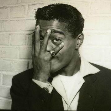 Entertainer Sammy Davis, Jr.