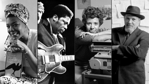 Black American Masters Who Have Shaped History