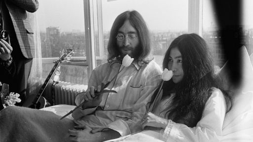 John Lennon and Yoko Ono in New York City: A Timeline