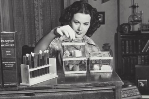 7 Things You Didn't Know About Hollywood Star and Inventor Hedy Lamarr