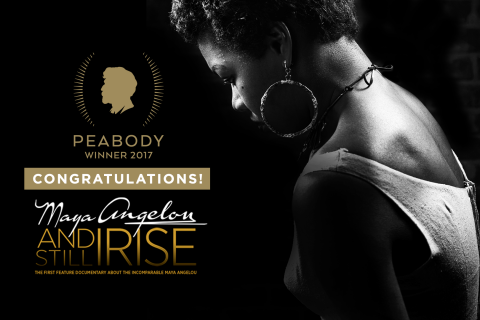 <em>American Masters</em> Wins Peabody Award for Maya Angelou Documentary