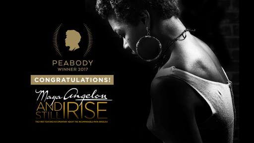 <em>American Masters</em> Wins Peabody Award for Maya Angelou Documentary