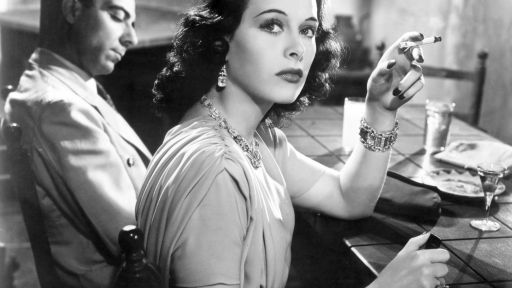 Clip |  Hedy Lamarr and Howard Hughes' Relationship