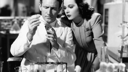 How Hedy Lamarr Developed a Secret Communications System