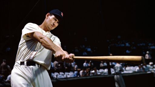 Clip |  The Mythology of Ted Williams