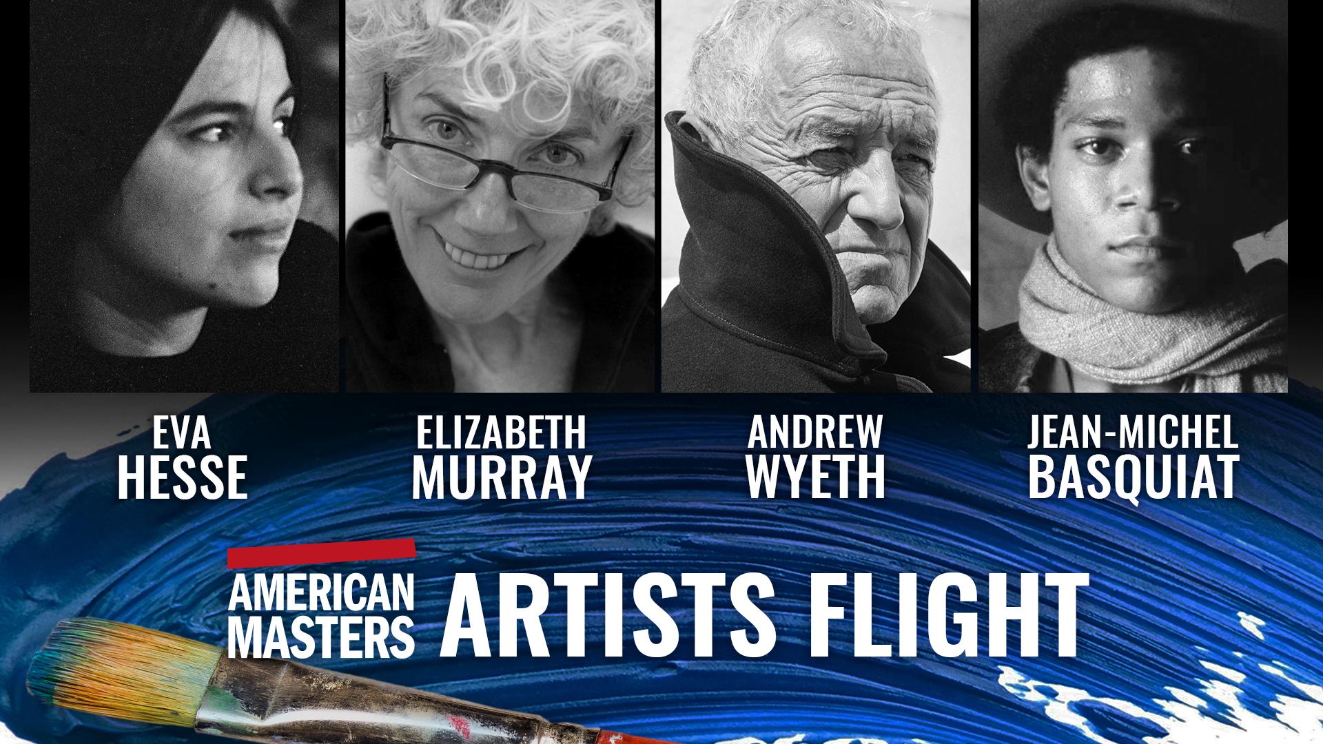 """Artists Flight: Series - """"Artists Flight"""" Tour"""