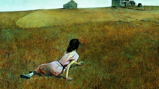 "Wyeth -- Andrew Wyeth on ""Christina's World"""