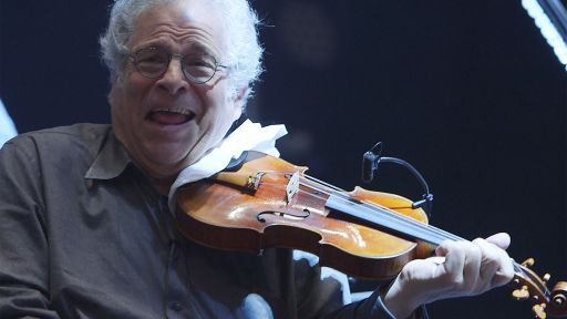 Playlist: Itzhak Perlman's Favorite Music