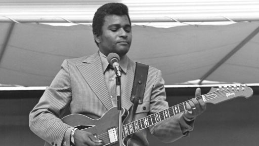 Charley Pride biography
