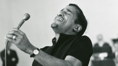 Sammy Davis, Jr.: The Music That Made Him Dance