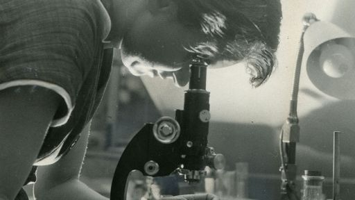 Clip |  James Watson on X-ray crystallographer Rosalind Franklin