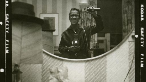 30 Photos from Sammy Davis, Jr.'s Private Collection