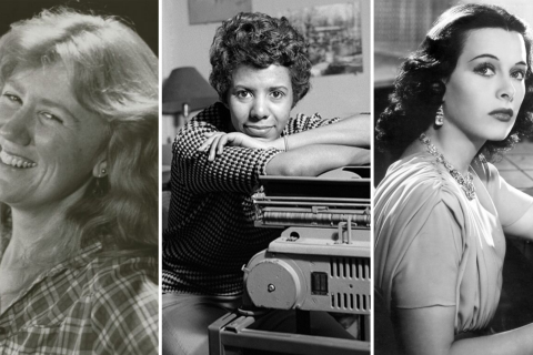 What's Streaming for Women's History Month