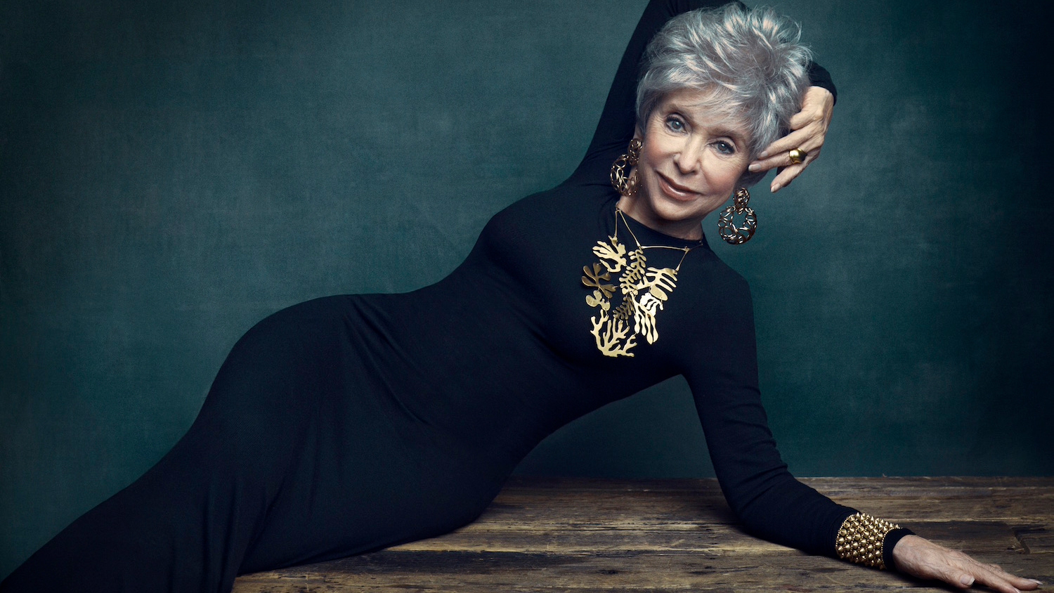 Rita Moreno: The Girl Who Decided to Go For It - About