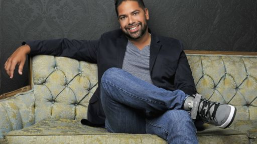 Raúl Juliá: The World's a Stage -- Ben DeJesus Sheds Light on Latino Stories