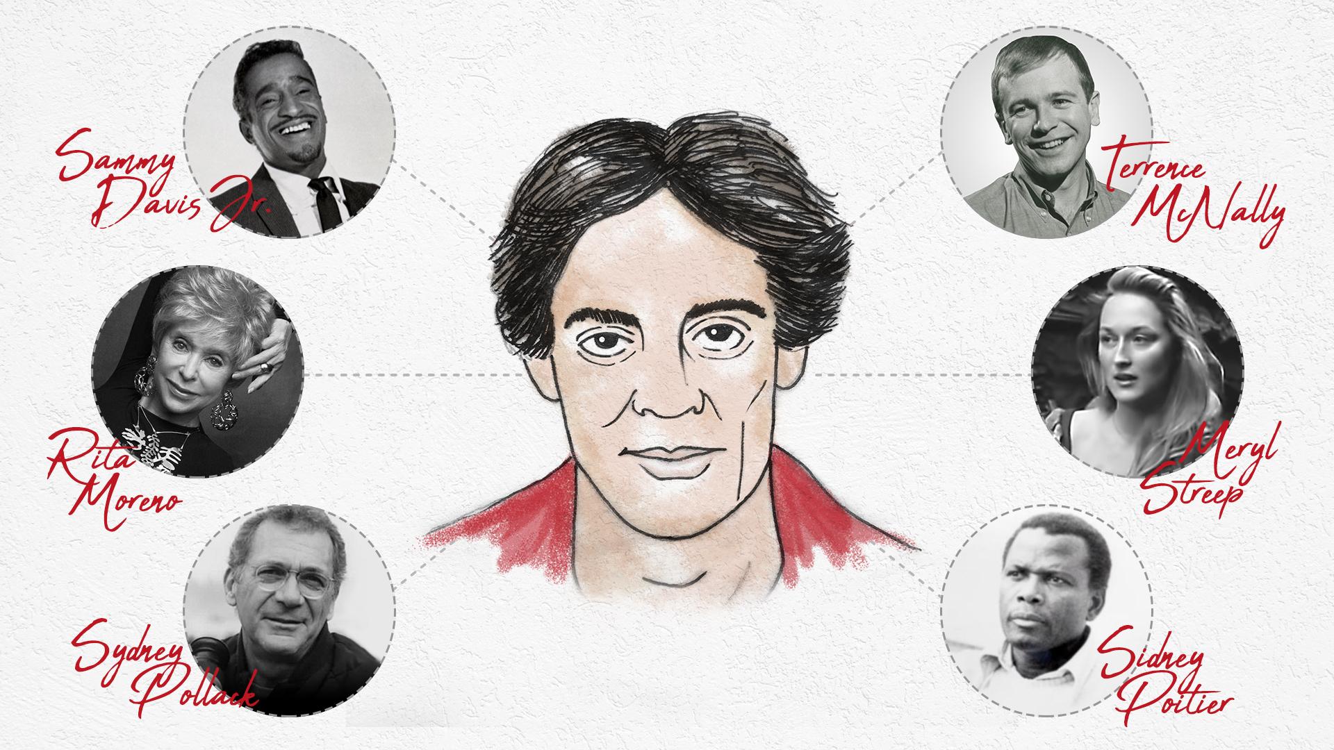 Raúl Juliá: The World's a Stage - American Masters: Six Degrees of Raúl Juliá