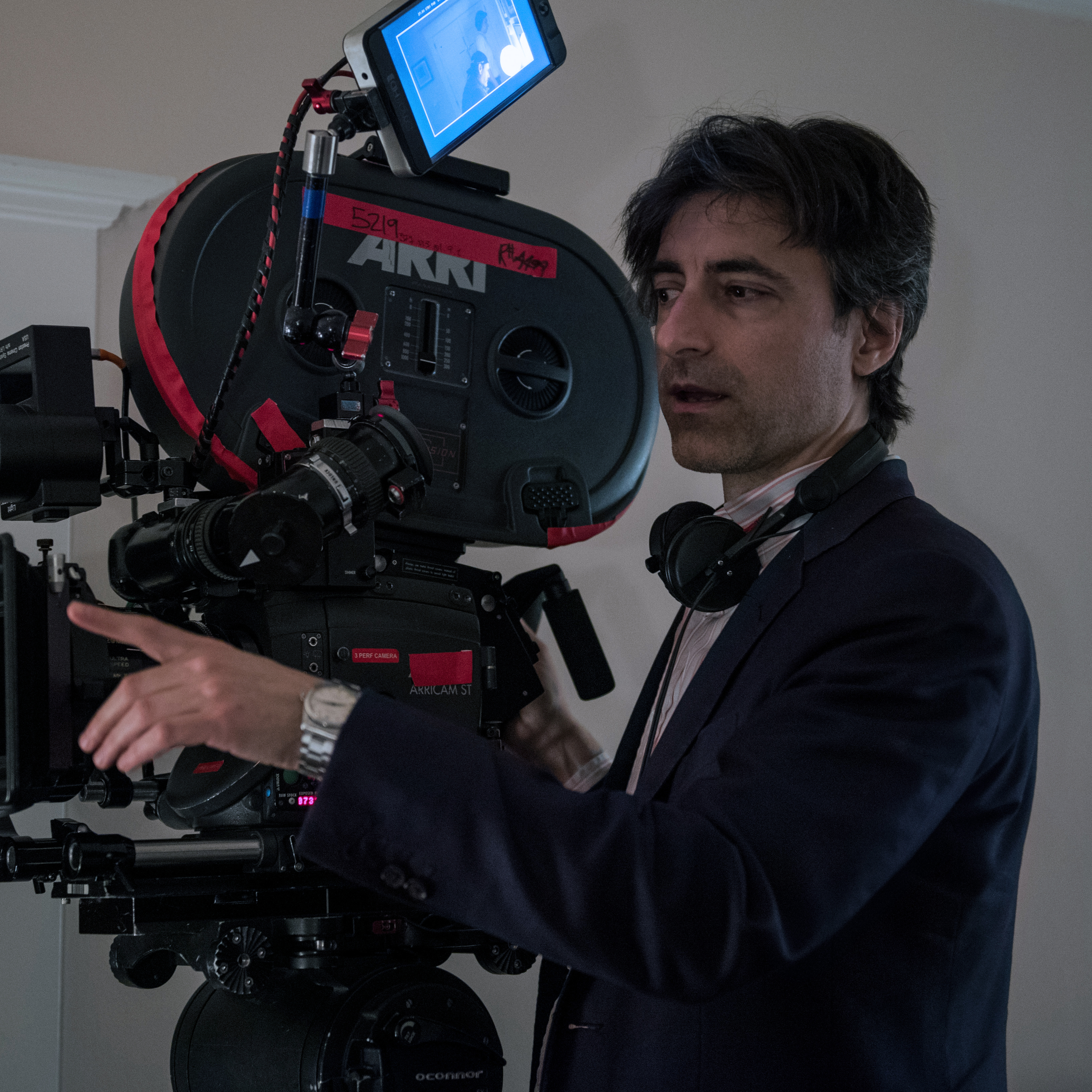 AMERICAN MASTERS PODCAST - Writer and director Noah Baumbach