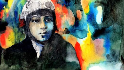 Unladylike2020: Unsung Women Who Changed America -- Aviator Bessie Coleman