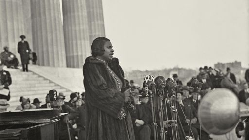 This Historic Marian Anderson Performance Made Her an Icon of the Civil Rights Movement