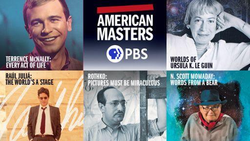 American Masters Celebrates Emmy®-Nominated Season