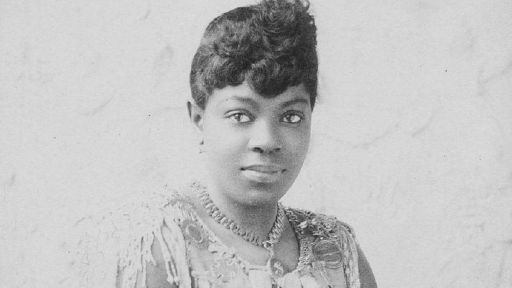 Unladylike2020: Unsung Women Who Changed America -- Sissieretta Jones was a Trailblazing Black Opera Singer