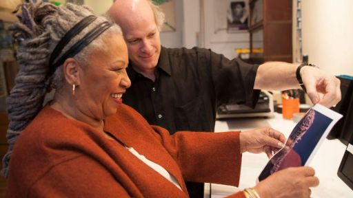 Toni Morrison: The Pieces I Am -- Director Interview with Timothy Greenfield-Sanders
