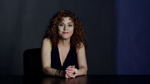 "Bernadette Peters on Mel Brooks: ""…he'll get away with things because they were truly funny."""