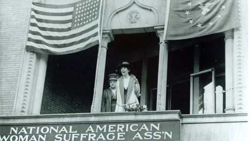 Unladylike2020: Unsung Women Who Changed America -- Jeannette Rankin: The First Woman Member of U.S. Congress