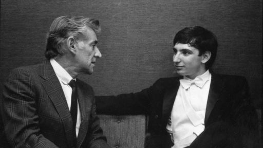 Conductor Michael Tilson Thomas shares the best advice from his mentors